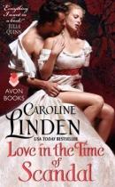Spotlight & Giveaway: Love in the Time of Scandal by Caroline Linden