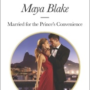 REVIEW: Married for the Prince's Convenience by Maya Blake