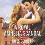 Spotlight & Giveaway: A Royal Amnesia Scandal by Jules Bennett