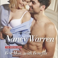 REVIEW: Best Man … With Benefits by Nancy Warren