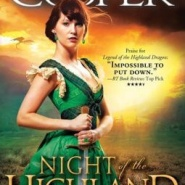 Spotlight & Giveaway: Night of the Highland Dragon by Isabel Cooper
