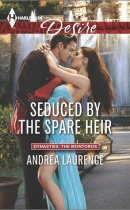 Spotlight & Giveaway: Seduced by the Spare Heir by Andrea Laurence