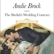 REVIEW: The Sheikh's Wedding Contract by Andie Brock