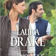 REVIEW: Twice in a Blue Moon by Laura Drake