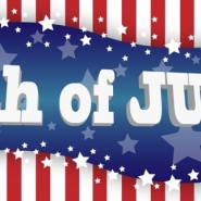 Fourth of July Box-O-Books Giveaway
