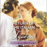 REVIEW: Return of the Italian Tycoon  by Jennifer Faye