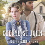 Spotlight & Giveaway: Sequins and Spurs by Cheryl St.John