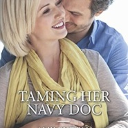 REVIEW: Taming Her Navy Doc by Amy Ruttan