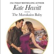REVIEW: The Marakaios Baby by Kate Hewitt