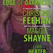 REVIEW: Edge of Darkness by Christine Feehan, Maggie Shayne, Lori Herter