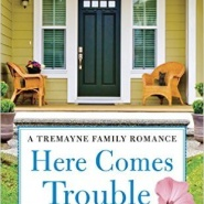 Spotlight & Giveaway: Here Comes Trouble by Anna J Stewart