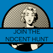 Giveaway: The NDcent hunt is on! Are you game?