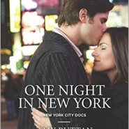 Spotlight & Giveaway: One Night in New York by Amy Ruttan