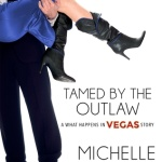 REVIEW: Tamed by the Outlaw by Michelle Sharp
