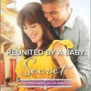 REVIEW: Reunited by a Baby Secret  by Michelle Douglas
