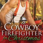 REVIEW: A Cowboy Firefighter for Christmas by Kim Redford