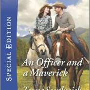 REVIEW: An Officer and a Maverick by Teresa Southwick