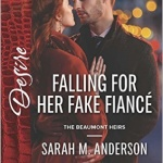 REVIEW: Falling for Her Fake Fiancé by Sarah M. Anderson
