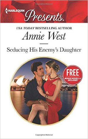 Spotlight & Giveaway: Seducing His Enemy's Daughter by Annie