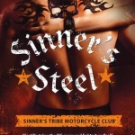 Spotlight & Giveaway: Sinner's Steel by Sarah Castille