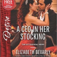 REVIEW: A CEO in Her Stocking  by Elizabeth Bevarly
