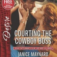 REVIEW: Courting the Cowboy Boss by Janice Maynard