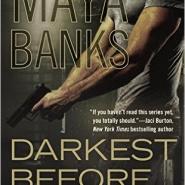 Spotlight & Giveaway: Darkest Before Dawn by Maya Banks