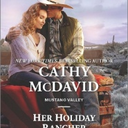 REVIEW: Her Holiday Rancher by Cathy McDavid