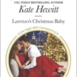 REVIEW: Larenzo's Christmas Baby  by Kate Hewitt