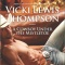 REVIEW: A Cowboy Under the Mistletoe  by Vicki Lewis Thompson
