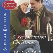 Spotlight & Giveaway: A Very Crimson Christmas by Michelle Major
