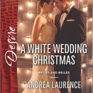 REVIEW: A White Wedding Christmas by Andrea Laurence