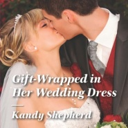 REVIEW: Gift-Wrapped in Her Wedding Dress by Kandy Shepherd
