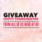 Happy Thanksgiving #Giveaway!