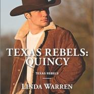 REVIEW: Texas Rebels: Quincy by Linda Warren