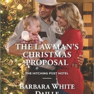 REVIEW: The Lawman's Christmas Proposal by Barbara White Daille