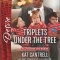 REVIEW: Triplets Under the Tree by Kat Cantrell