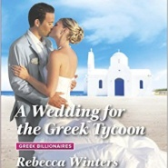 REVIEW: A Wedding for the Greek Tycoon  by Rebecca Winters