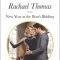 Spotlight & Giveaway: New Year at the Boss's Bidding by Rachael Thomas