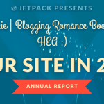 2015 Annual Report: HJ's Year in Blogging & #Giveaway!