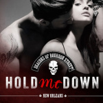 REVIEW: Hold Me Down (Deacons of Bourbon Street #3) by Jackie Ashenden