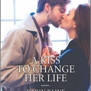 REVIEW: A Kiss to Change Her Life by Karin Baine