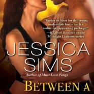 REVIEW: Between a Vamp and a Hard Place by Jessica Sims