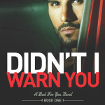 Spotlight & Giveaway: Didn't I Warn You by Amber Bardan