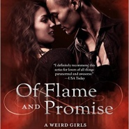 Spotlight & Giveaway: Of Flame and Promise by Cecy Robson