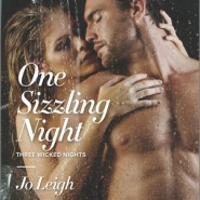 REVIEW: One Sizzling Night by Jo Leigh