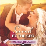REVIEW: Saved by the CEO  by Barbara Wallace