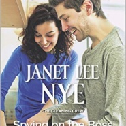 REVIEW: Spying on the Boss by Janet Lee Nye