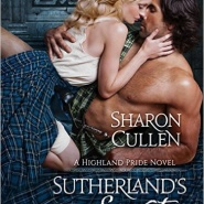 Spotlight & Giveaway: Sutherland's Secret by Sharon Cullen