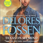 REVIEW: Texas on my Mind by Delores Fossen